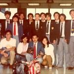 香港代表隊成員合照 Hong Kong National Team group photo