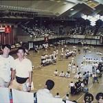 參觀第31回全日本糸東流空手道大賽 At the 31st All Japan Shitoryu Karatedo Championships