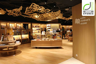 Eslite-book-store-at-Hysan-Place-Hong-Kong
