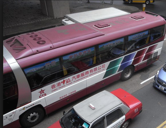 HK CTS bus