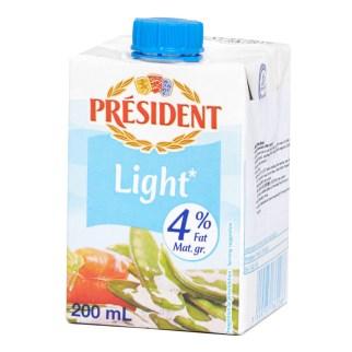 總統牌 低脂忌廉