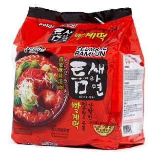 八道 - 極地麻辣湯麵