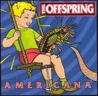 The Offspring Americana album cover