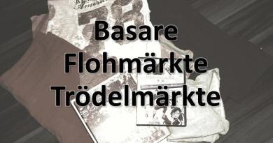 Basare, Flohmärkte und Trödelmärkte im Landkreis Limburg-Weilburg