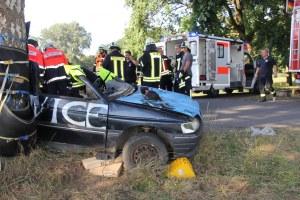 Übung Feuerwehr und Malteser (33)