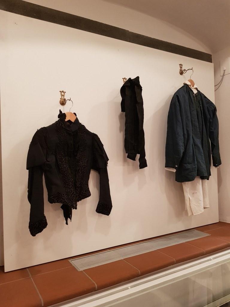 Kleidung zur Zeit von Katharina Kasper