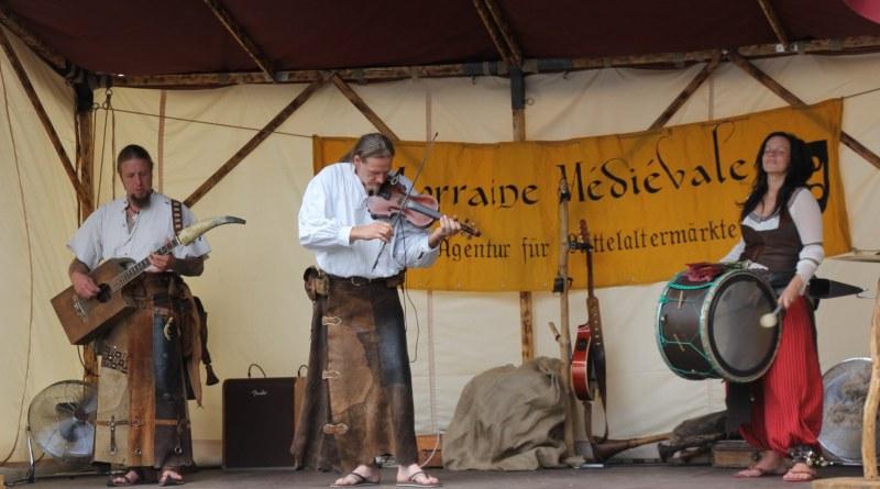Zum fünften Mal fand der Mittelaltermarkt in Hadamar statt, durchgeführt vom Gewerbeverein Hadamar aktiv.