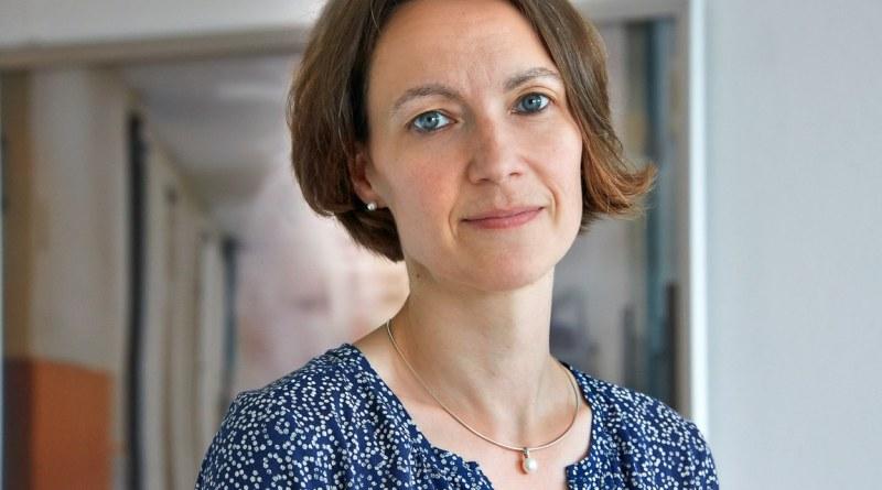 Pflegedirektorin Martina Weich