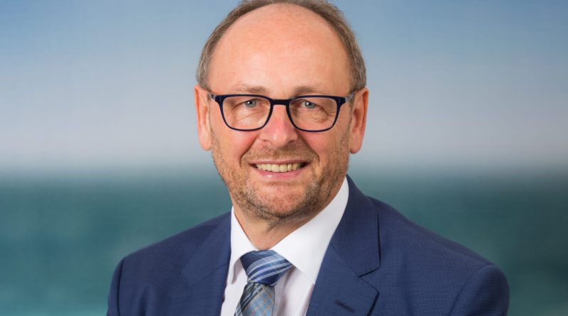 Ulrich Heep, Präsident IHK