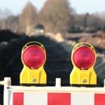 Baustellenarbeiten Kapellenstraße Offheim bis Oktober
