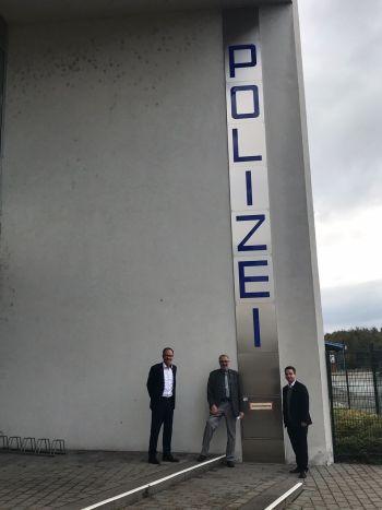 CDU Abgeordnete Polizei