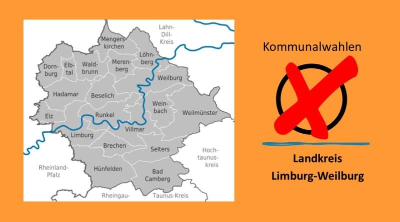 Kommunalwahlen Landkreis Limburg-Weilburg