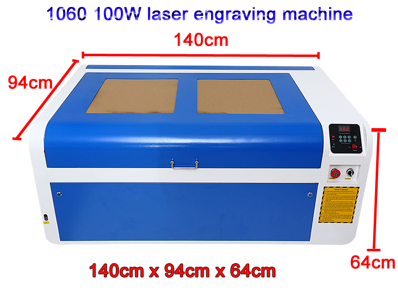 Hl 1060 100w Laser Engraving Machine For Coconut Engrave