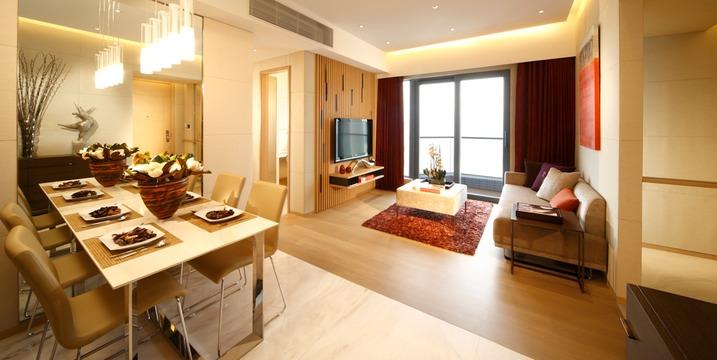 Interior Design HLA Primrose Hill Hong Kong