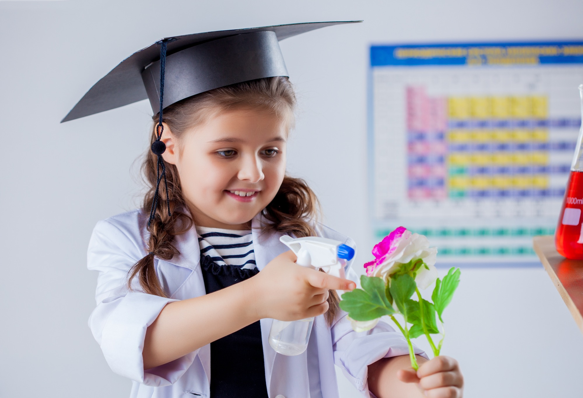 Early Childhood Education Spring Science Activities For Kids