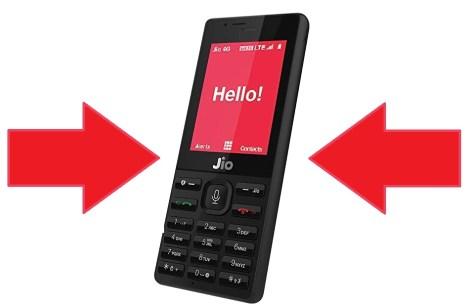 Jio phone SIm