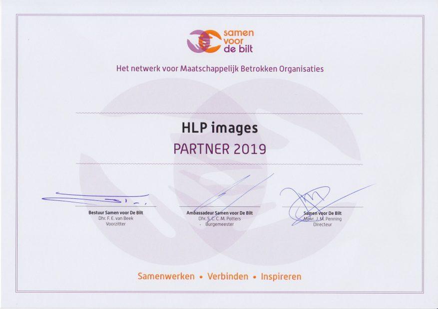 HLP images Partner van Samen voor De Bilt