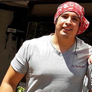 Juan Muñoz, creador de sanguchería La Inclusiva