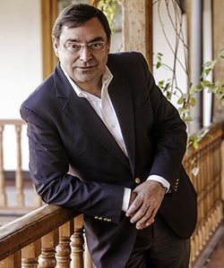 Felipe Guevara, alcalde de Lo Barnechea
