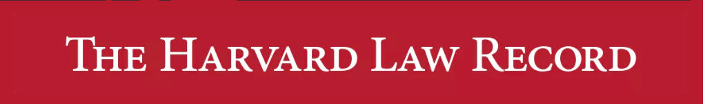 The Harvard Law Record