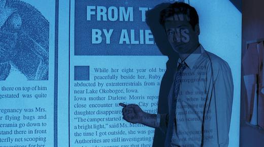 Mulder slideshow in Conduit