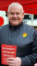 Councillor Davie McLachlan