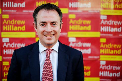 Andrew Hilland