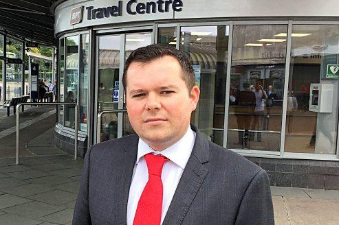 Councillor Joe Fagan
