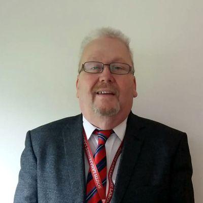 Councillor Bert Thomson