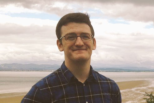 Jack Dudgeon MSYP, Vice Chair of Scottish Youth Parliament