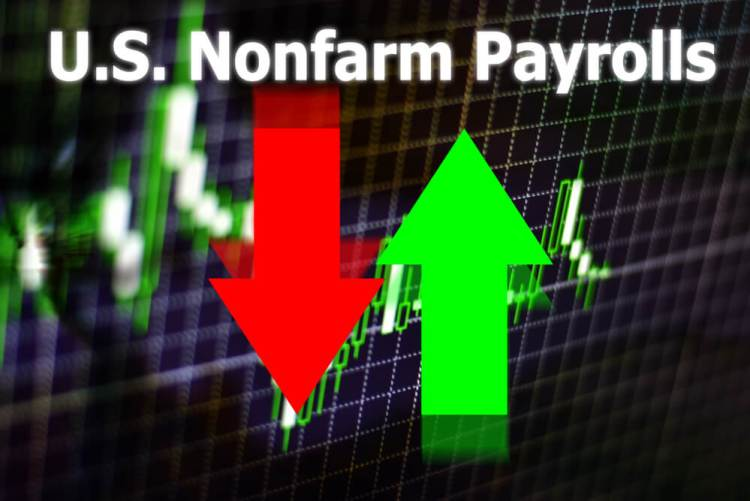 Nonfarm Payrolls up or down (1)