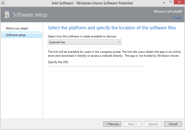 Adding Software