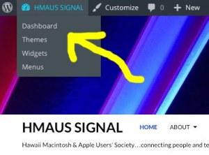 HMAUS.ORG go Dashboard