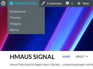 HMAUS.ORG Dashboard link