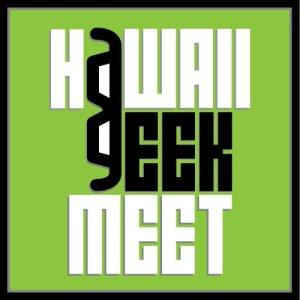 Hawaii Geek Meet logo