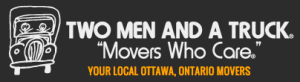 Two Men and a Truck Ottawa Movers