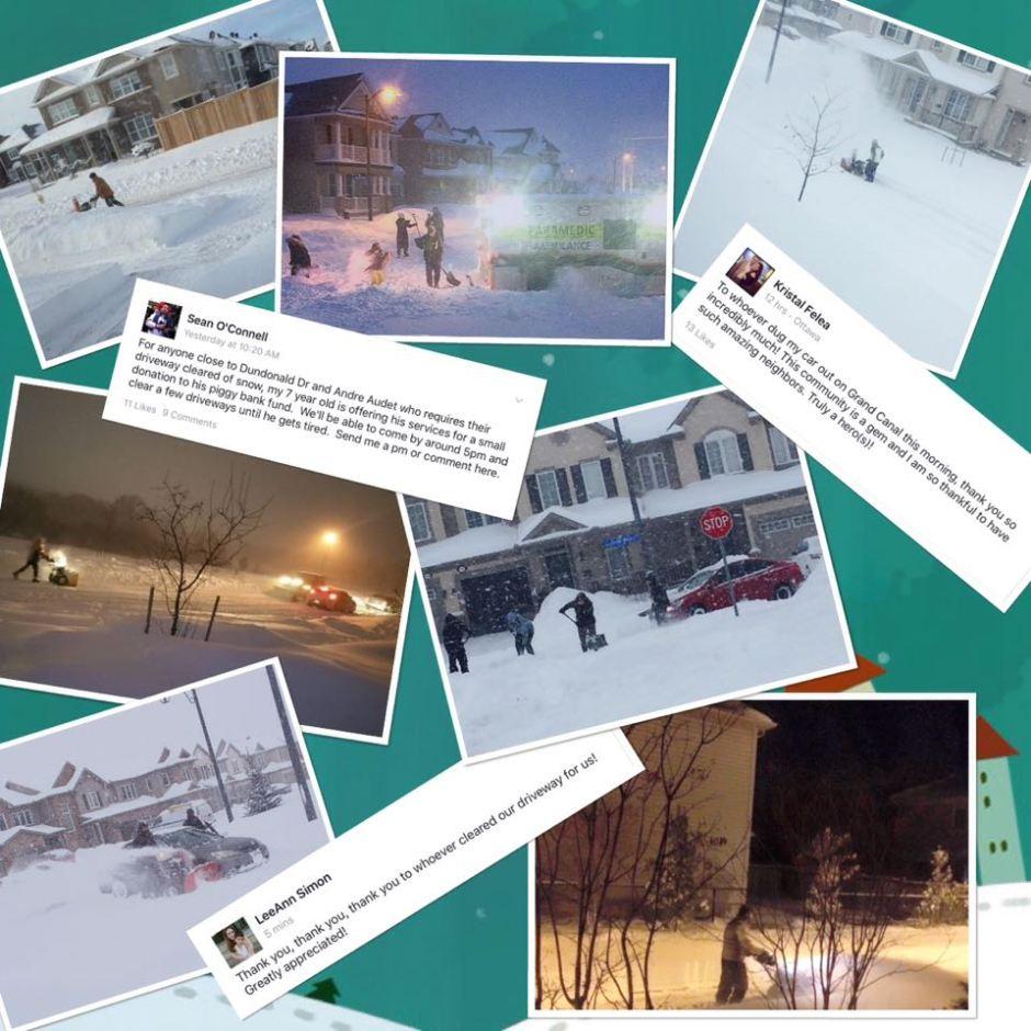 Snowday in HMB