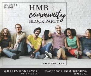 HMBCA Block Party @ Half Moon Bay Community