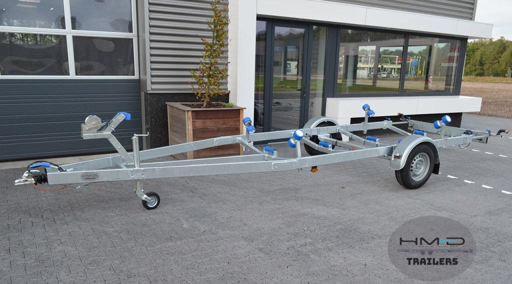 Boat & Rib Trailer 6M one axle