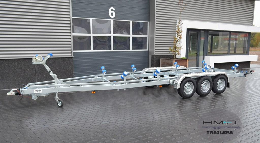Boat & Rib Trailer 7.8M tri axle