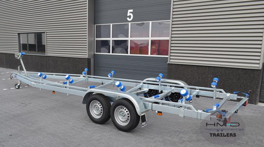 Boat & Rib Trailer 8.4M twin axle