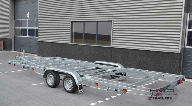 Tiny House Trailers TH600-2-axle-Classic
