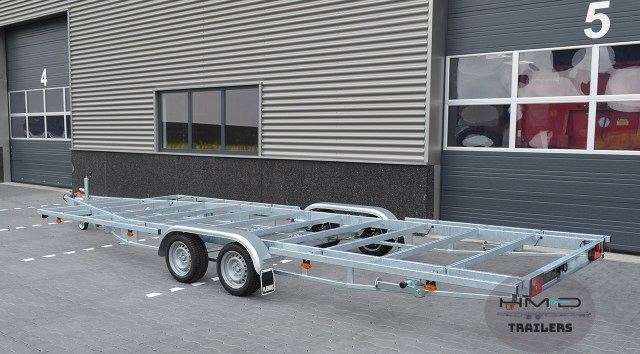 Tiny House Trailers TH660-2-axle-Classic