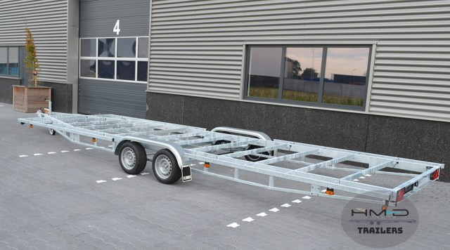 Tiny House Trailers TH780-2-axle-Classic