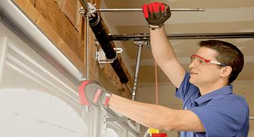 Garage Door Tune Up & Maintenance