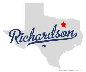 richardson garage doors