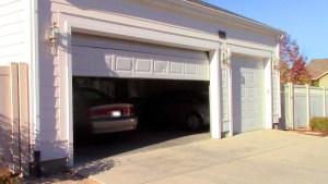 Garage Door Does Not Shut Completely