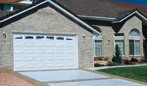 The Martin Standard Garage Door