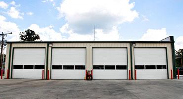 garage door commercial