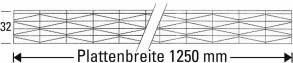 vlf-lichtplatte-polycarbonat-stegzehnfachplatte-32mm-zeichnung